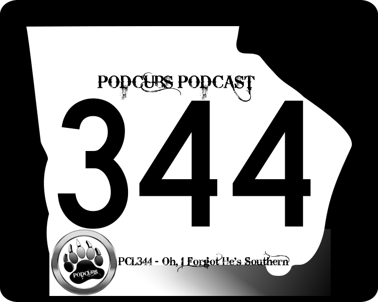 PCL344 – Oh, I forgot… He's Southern