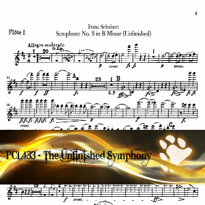 PCL433 – The Unfinished Symphony
